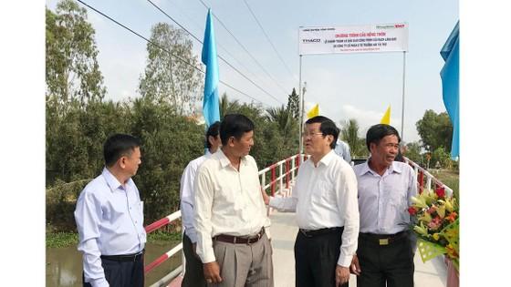 Khánh thành Nhà tưởng niệm Mẹ VNAH cao tuổi nhất Việt Nam ảnh 3