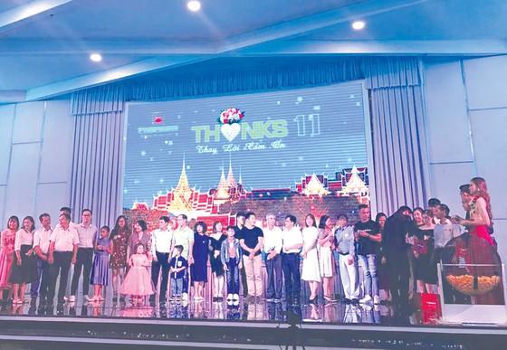 """Hội nghị khách hàng Thanks 11 -  Cùng Pymepharco du lịch """"xứ sở chùa Vàng"""" ảnh 1"""