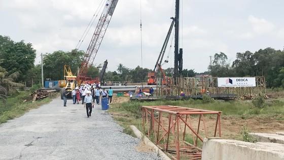 Dự án cao tốc Trung Lương - Mỹ Thuận lại thiếu vốn thi công ảnh 2
