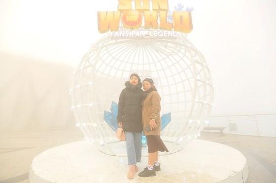 Sun World Fansipan Legend hóa 'Xứ sở pha lê - thiên đường tuyết rơi' – đi ngay kẻo lỡ cả mùa đông    ảnh 3