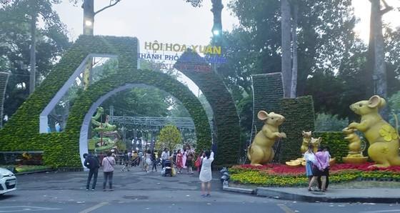Bế mạc Hội hoa Xuân TPHCM - Canh Tý 2020 ảnh 3