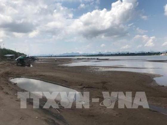 Nước sông Mekong thấp hơn cùng kỳ 2 năm trước ảnh 1