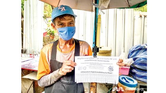 Sẻ chia thực phẩm ở Thái Lan ảnh 1