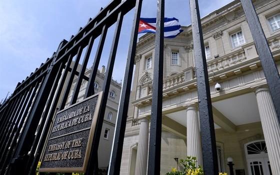 Bắt giữ đối tượng nổ súng nhằm vào Đại sứ quán Cuba ở Mỹ  ảnh 1