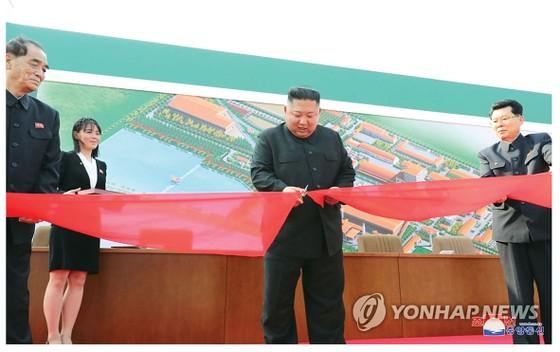 Nhà lãnh đạo Triều Tiên Kim Jong-un xuất hiện trở lại ảnh 1