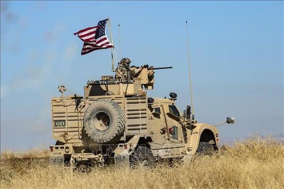 Lực lượng Nga - Mỹ căng thẳng ở Syria ảnh 1