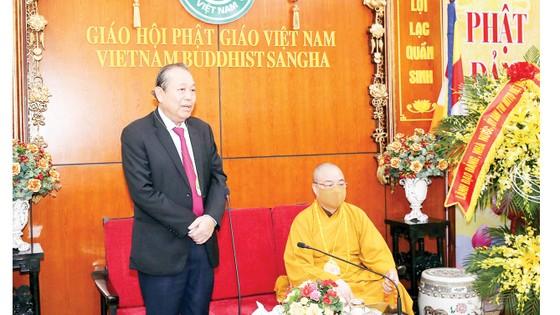 Chúc mừng Đại lễ Phật đản Phật lịch 2564 ảnh 1