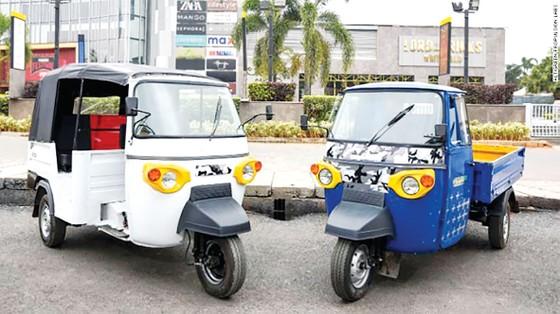 Ấn Độ điện hóa xe 2 - 3 bánh ảnh 1
