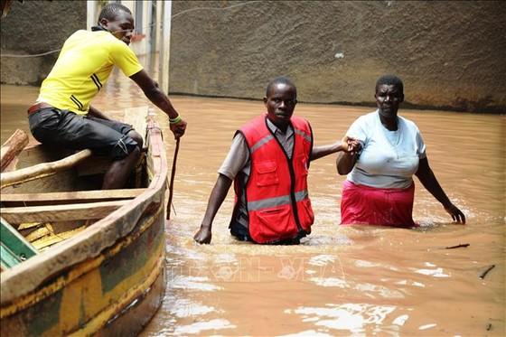 Lũ lụt gây thiệt hại nặng tại Đông Phi  ảnh 1
