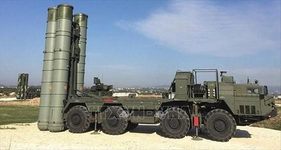 Các lực lượng vũ trang Nga nhận vũ khí tối tân ảnh 1