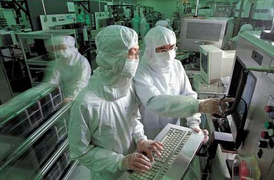 Các hãng sản xuất chip điện tử chuẩn bị xây dựng nhà máy tại Mỹ ảnh 1