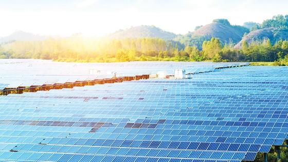 Dự án năng lượng Mặt trời lớn nhất nước Mỹ ảnh 1