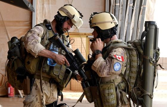 Quân đội Canada hoãn thực thi nhiệm vụ quốc tế ảnh 1