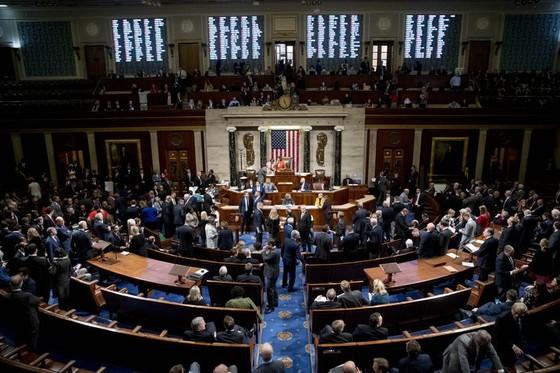 Hạ viện Mỹ cho phép nghị sĩ bỏ phiếu từ xa ảnh 1