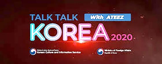 Hàn Quốc khởi động cuộc thi Talk Talk Korea 2020 ảnh 1