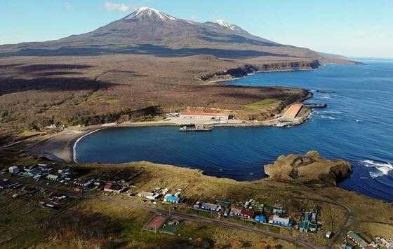 Sách Xanh Ngoại giao Nhật Bản tập trung vào vấn đề chủ quyền đảo ảnh 1