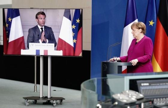 Đức và Pháp đề xuất quỹ tái thiết EU 500 tỷ EUR ảnh 1