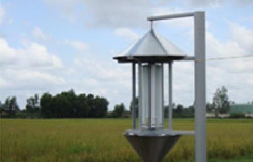 Xây dựng hệ thống giám sát côn trùng thông minh  ảnh 1