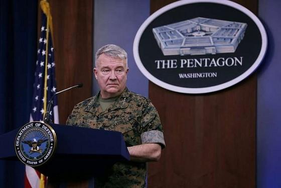 Syria: 2 thủ lĩnh IS bị tiêu diệt ảnh 1