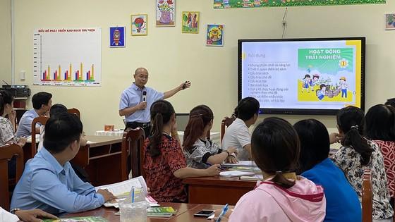 TPHCM tăng tốc triển khai chương trình phổ thông mới ảnh 1