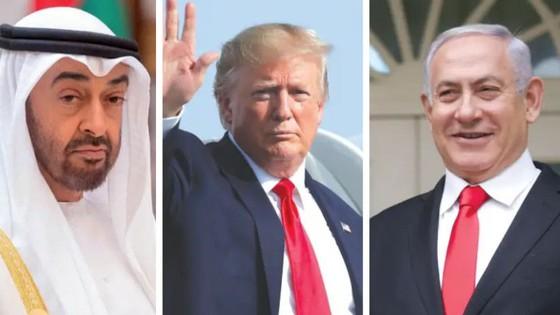 Phản ứng của thế giới về thỏa thuận lịch sử Israel - UAE ảnh 1