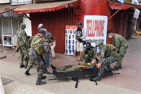 Việt Nam lên án mạnh mẽ vụ đánh bom khủng bố tại Philippines ảnh 1