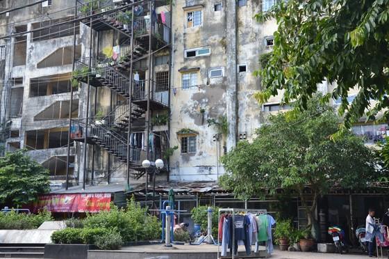 Kỳ vọng quy định mới về cải tạo nhà chung cư cũ