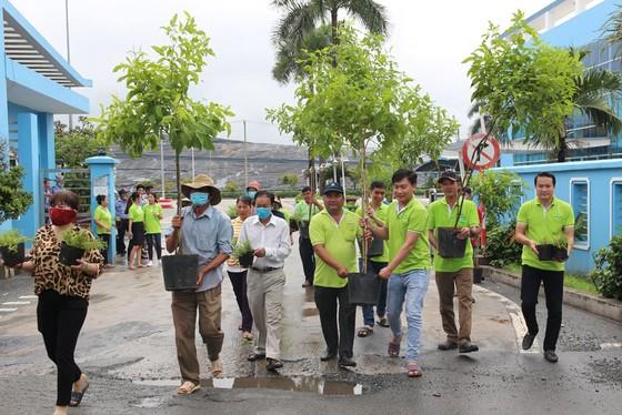 VWS góp phần làm xanh sạch đẹp cho môi trường ảnh 2
