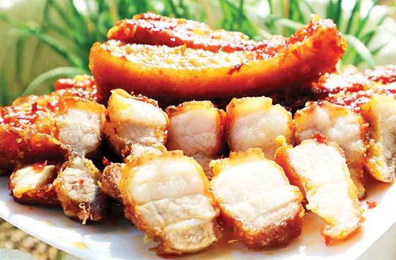 Thịt chiên ngũ vị đậm đà ngon cơm ảnh 3