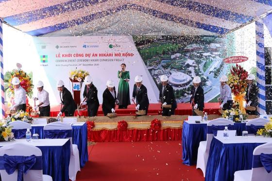 Tập đoàn Xây dựng Hòa Bình khởi công xây dựng hai dự án mới tại Bình Dương ảnh 2