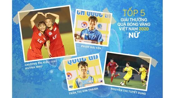 Hôm nay, Gala trao Giải thưởng Quả bóng vàng Việt Nam 2020 - Đêm tôn vinh tài năng ảnh 2