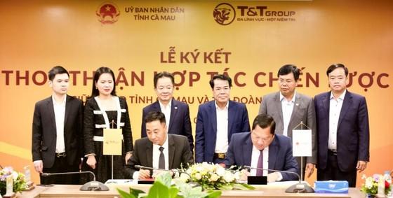 Tập đoàn T&T GROUP hợp tác chiến lược với 2 tỉnh Lào Cai và Cà Mau ảnh 1