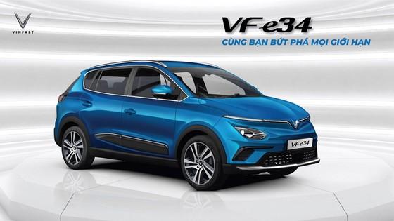 VinFast VF e34 - cuộc cách mạng trên thị trường ô tô Việt Nam ảnh 1