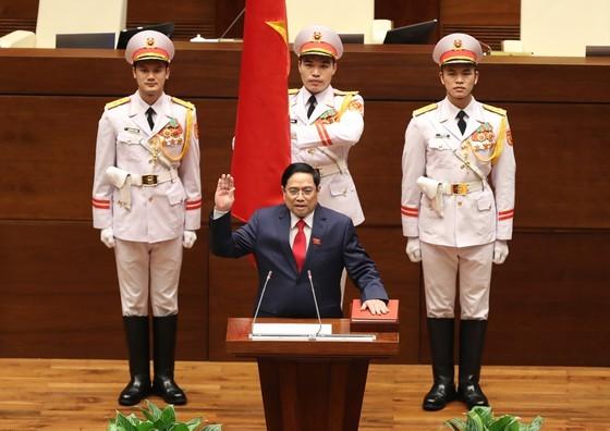 Lãnh đạo nhiều nước chúc mừng Chủ tịch nước, Thủ tướng Chính phủ  ảnh 2
