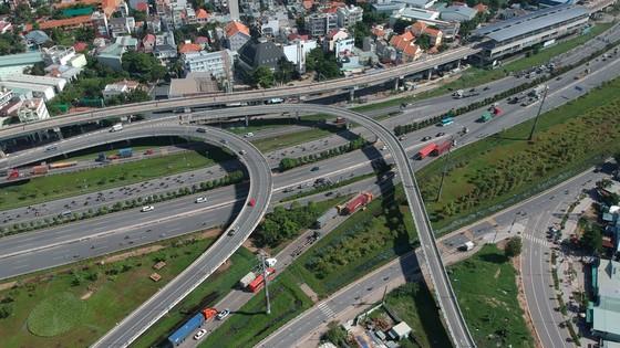 Tạo động lực từ những công trình hạ tầng ảnh 1