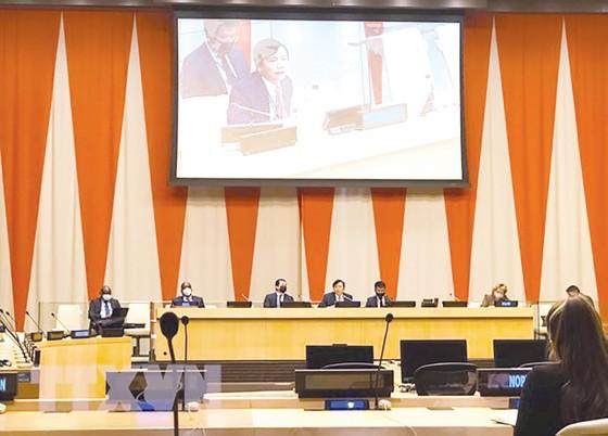 Tháng Chủ tịch HĐBA Liên hiệp quốc:  Hình ảnh và uy tín của Việt Nam được nâng cao ảnh 1