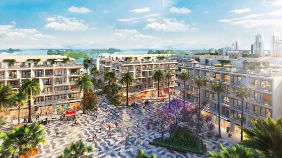 Sun Group ra mắt tổ hợp bất động sản, giải trí  Sun Marina bên Vịnh Hạ Long ảnh 3