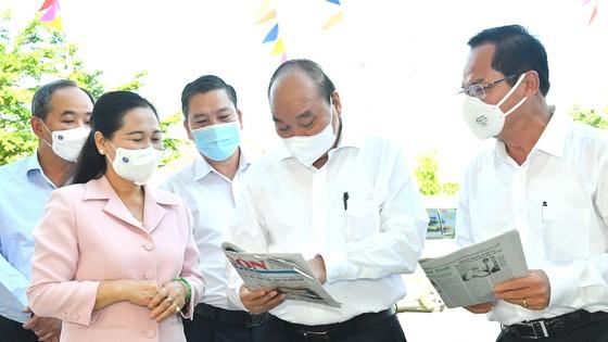 Chủ tịch Ủy ban bầu cử TPHCM Nguyễn Thị Lệ: Tạo thuận lợi để tất cả cử tri đi bầu cử ảnh 1