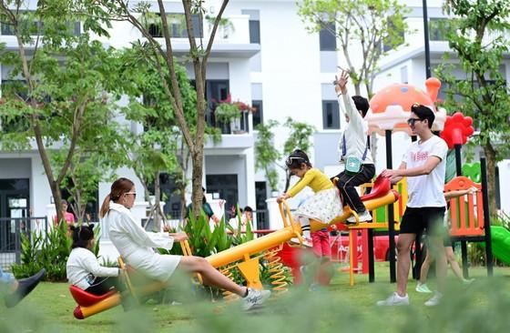 Người mua nhà chi mạnh cho tiện ích tốt cho sức khỏe tại đô thị sinh thái  ảnh 1