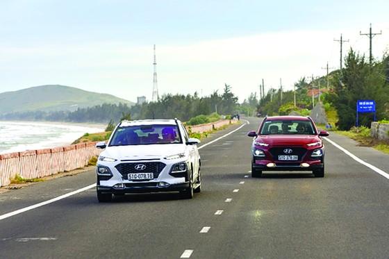 TC Motor công bố kết quả bán hàng Hyundai tháng 8-2021 ảnh 1