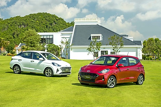 TC Motor công bố kết quả bán hàng Hyundai tháng 8-2021 ảnh 3