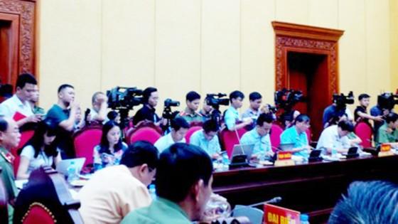 Bộ Công an thông tin chính thức về vụ nhà báo Lê Duy Phong bị bắt ảnh 1