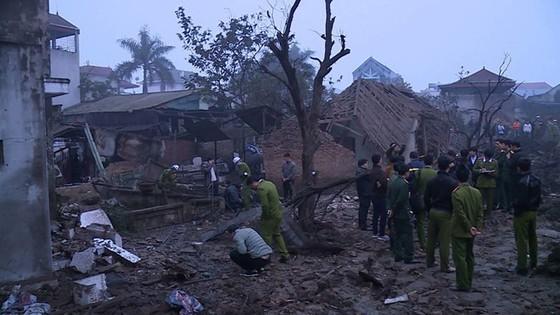 Bắc Ninh: Nổ lớn tại cơ sở mua phế liệu, nhiều người thương vong ảnh 3