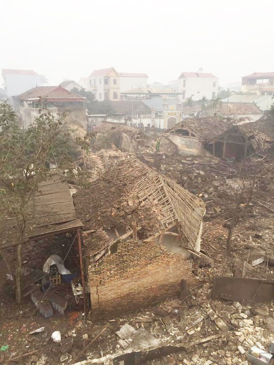 Bắc Ninh: Nổ lớn tại cơ sở mua phế liệu, nhiều người thương vong ảnh 7