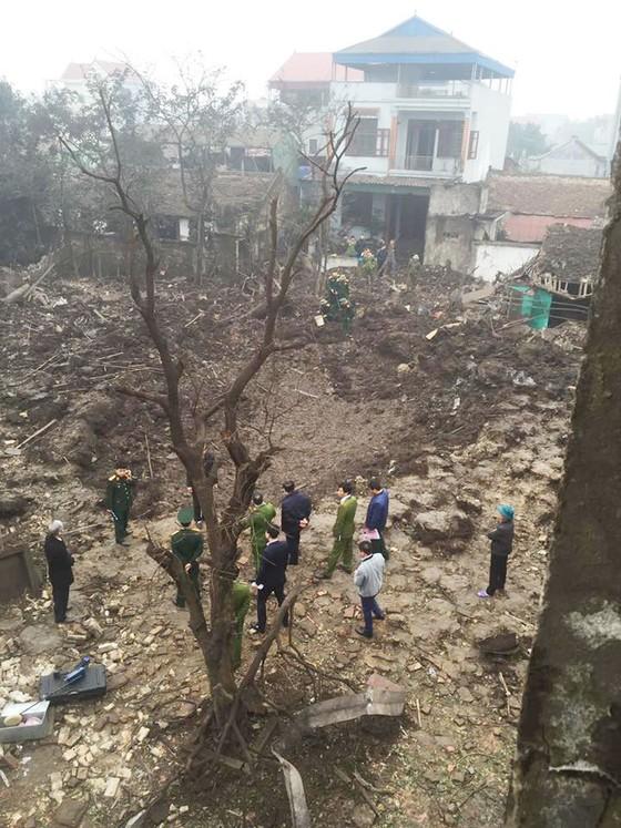 Bắc Ninh: Nổ lớn tại cơ sở mua phế liệu, nhiều người thương vong ảnh 4