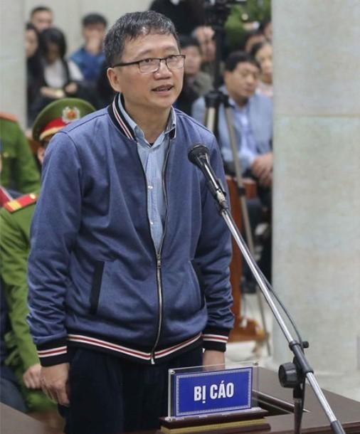 Ông Đinh La Thăng thừa nhận đã quá quyết liệt, nôn nóng dẫn tới sai phạm ảnh 1