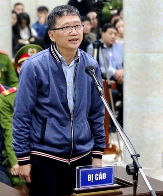 Xét xử vụ án tại PVN và PVC: Trịnh Xuân Thanh đã nộp 4 tỷ đồng bị cáo buộc tham ô ảnh 1
