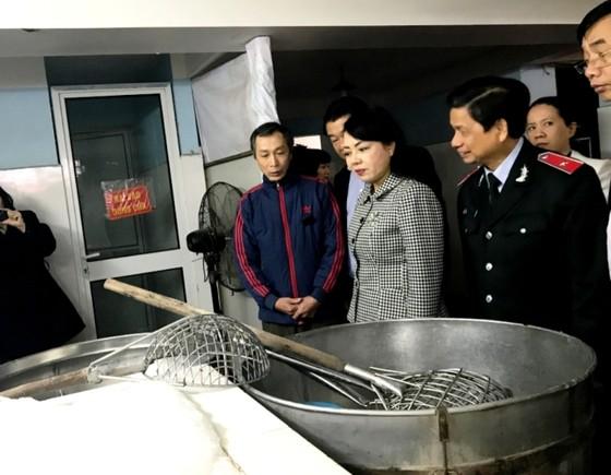 Thành lập 6 đoàn kiểm tra an toàn thực phẩm tại 12 tỉnh, thành phố   ảnh 1