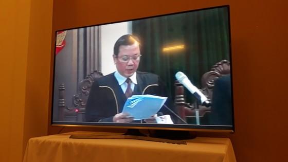 Ông Đinh La Thăng bị phạt 13 năm tù, Trịnh Xuân Thanh tù chung thân ảnh 1