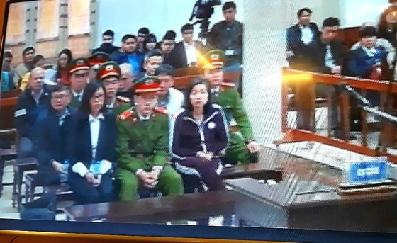 Hôm nay, Trịnh Xuân Thanh và 8 bị cáo hầu tòa về tội tham ô tài sản ảnh 2